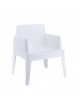 BOX WHITE ΠΟΛΥΘΡΟΝΑ ΠΟΛ/ΝΙΟΥ 20.0106 Διάσταση 65Χ58Χ80εκ.