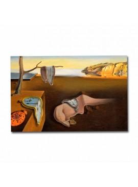 Πίνακας σε ύφασμα PWF-0187 pakoworld με ψηφιακή εκτύπωση 70x3x45εκ 071-000499