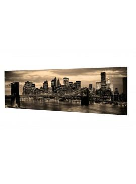 Πίνακας σε καμβά PWF-0501 pakoworld με ψηφιακή εκτύπωση 30x3x80εκ 071-000501