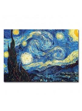 Πίνακας σε ύφασμα PWF-0273 pakoworld με ψηφιακή εκτύπωση 100x3x70εκ 071-000784
