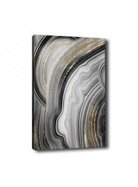Πίνακας σε καμβά PWF-0295 pakoworld με ψηφιακή εκτύπωση 70x3x100εκ 071-000851