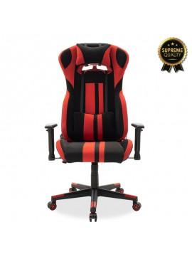 Καρέκλα γραφείου Bottas-Gaming SUPREME QUALITY pu μαύρο-κόκκινο 095-000001