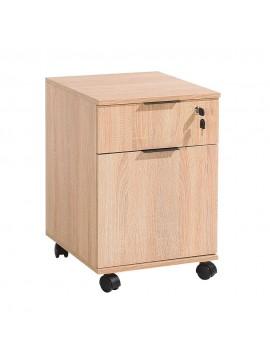 Συρταριέρα γραφείου σε χρώμα σονόμα 41x41x61 100-02334