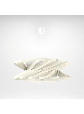 Φωτιστικό Κρεμαστό Majorka MED LIGHT Λευκό 1 Λάμπα Τύπου Ε27 LED 58*58*100 MED-10240