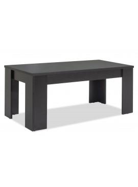 Τραπέζι σαλονιού OLYMPUS pakoworld χρώμα wenge 100x51x42,5εκ 123-000039