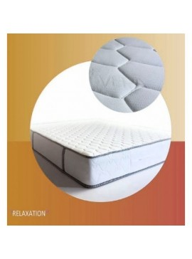 Στρώμα Ύπνου Achaia Strom Relaxation Airfoam Latex 2Φ Μονό 100cm  RelaxationAirfoamLatex100