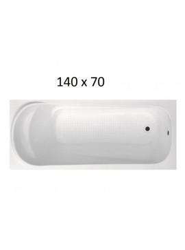 GLORIA COMMON 140χ70 ΛΟΥΤΗΡΑΣ ΑΚΡΥΛΙΚΟΣ ΜΕ ΒΑΣΗ  17-1470