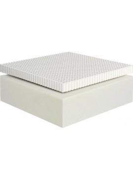 Στρώμα Ύπνου Διπλό Ανατομικό Dunlopillo Visco & Latex Materials Alpine 151-160 (Πλάτος)  Visco-LatexMaterials160