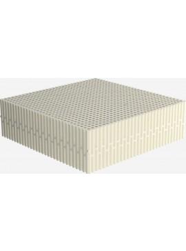 Στρώμα Ύπνου Μονό Χωρίς Ελατήρια Dunlopillo Luxury Range Medium Gray 90 (Πλάτος)  DunlopilloMediumGray90