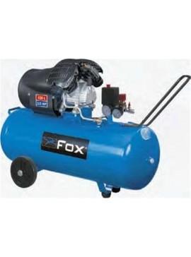 Αεροσυμπιεστής FOX μονομπλόκ 3hp 100ltr λαδιού FL 100/3V