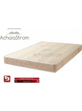 Στρώμα Ύπνου Achaia Strom Biocotton Spa Orthopedic Ημίδιπλο 120cm  BiocottonSpaOrthopedic120