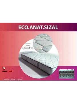 Στρώμα Ύπνου Achaia Strom Economy Anatomic με Κοκοφοίνικα SIZAL Διπλό 140cm  EconomyAnatomicSIZAL 140