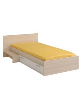 Κρεβάτι Scala με συρτάρι-90 x 200  Μήκος 121.00 Βάθος203.00  Ύψος 67.00  16279169