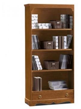 Ιταλικό έπιπλο   Βιβλιοθήκη Art. 312  EPL05110   94x36x189 εκ.