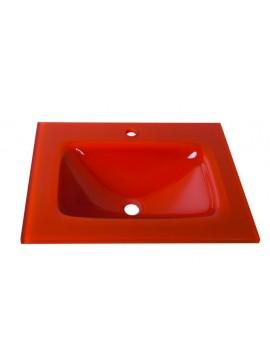 GLORIA GLASS FORM - ΝΙΠΤΗΡΑΣ 60*46 ORANGE  32-9009