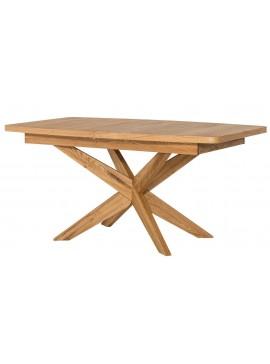 Τραπέζι Vella επεκτεινόμενο  Μήκος 160.00 Βάθος 95.00 Ύψος 77.00  16626799
