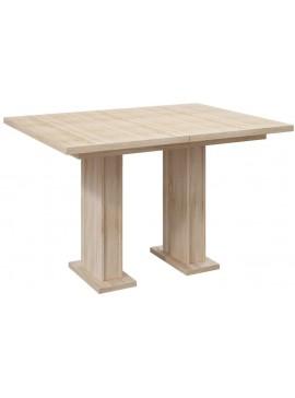 Τραπέζι Gerda-Φυσικό  Kωδ 16591519 Μήκος 160.00 Βάθος 80.00 Ύψος 76.00