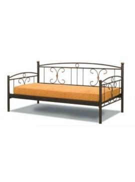 Καναπές-κρεβάτι μεταλλικός Νο41 (ΣΠ) 80x190