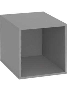 Κουτί 4 You Μεγάλο-Γκρι  Kωδ 16264089 Μήκος 31.50 Βάθος 41.00 Ύψος 31.50