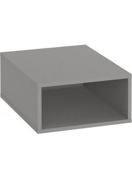 Κουτί 4 You Μικρό-Γκρι  Kωδ 16264129 Μήκος 31.50 Βάθος 41.00 Ύψος 16.00