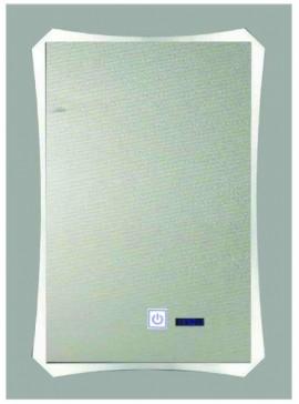 GLORIA FLERIA LED - ΚΑΘΡΕΦΤΗΣ LED*TOUCH*ΡΟΛΟΙ 60*80*5mm  50-2080