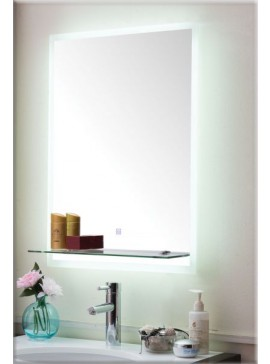 GLORIA REVIN LED - 50*70*5mm  ΚΑΘΡΕΦΤΗΣ LED*TOUCH+ ΕΤΑΖΕΡΑ  50-5709