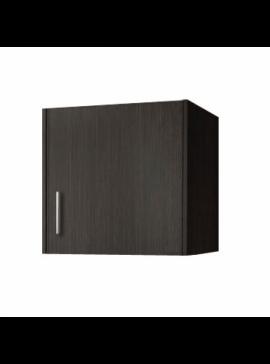 Πατάρι ντουλάπας μονόφυλλο σε χρώμα βεγγε 48x50x60 SB 32-WENGE