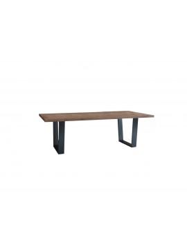 """SARRIS  Τραπέζι σαλονιού """"ΙΚΑΡΟΣ"""" σε χρώμα καρυδί 120x60x38 SARRIS 112-KARYDI"""