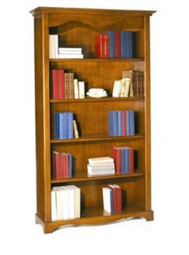 Ιταλικό έπιπλο   Βιβλιοθήκη Art. 514  EPL05109   120x40x210 εκ.