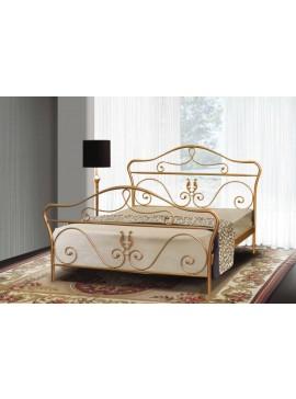 Κρεβάτι μεταλλικό Νο58 (ΣΠ)-150x200 εκ.  EPL04025-150x200 εκ.