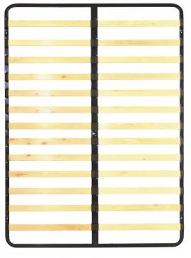 Ορθοπεδικό τελάρο Slats-140 x 190  Μήκος 140.00 Βάθος190.00  Ύψος 1.10  16788859
