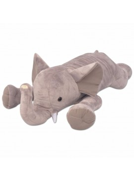 Ελέφαντας Μαλακός XXL 95 εκ. Λούτρινος   80192