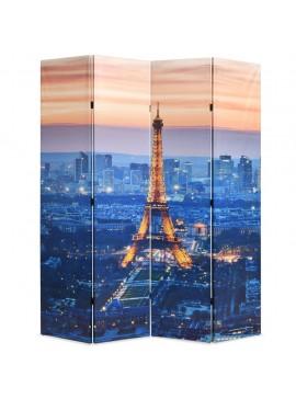 Διαχωριστικό Δωματίου Πτυσσόμενο Νύχτα στο Παρίσι 160 x 170 εκ.  245870