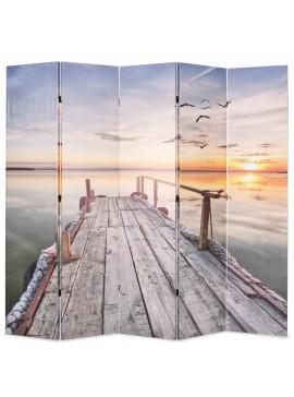 Διαχωριστικό Δωματίου Πτυσσόμενο Λίμνη 200 x 170 εκ.  245883