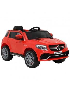 Αυτοκίνητο Παιδικό Mercedes Benz GLE63S Κόκκινο Πλαστικό  80212