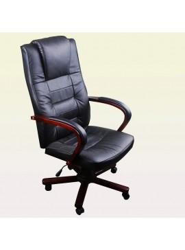 Καρέκλα Γραφείου Πολυτελείας Μαύρη  20005