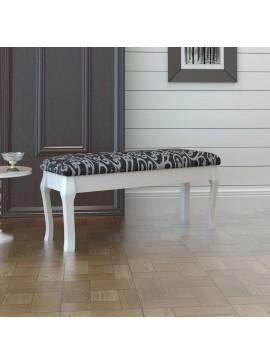 Κάθισμα Διθέσιο με Μαξιλάρι για Τουαλέτα Μαύρο 110 εκ.  240563