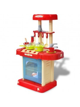 Κουζίνα Παιδική Παιχνίδι με Εφέ Φωτισμού/Ήχου  80108