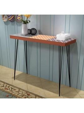 Κονσόλα Τραπέζι Καφέ 90 x 30 x 71,5 εκ.  243400