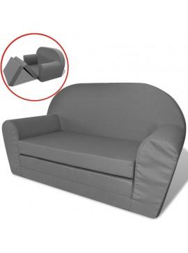 Πολυθρόνα-Κρεβάτι Παιδική Γκρι  243257