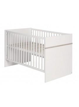 Κρεβάτι βρεφικό - παιδικό Merry  Kωδ 16577899 Μήκος 76.00 Βάθος 142.00 Ύψος 81.00