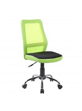 Καρέκλα Γραφείου Πράσινη C-8165MGREEN