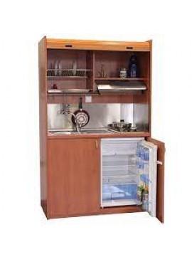 Σύνθεση Κουζίνας μήκος 8.00 μ. ύψος 2,17 μ βάθος 0,60 μ, Luxury 220/180, Genomax  12814-2637565233