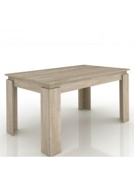 VIKEA Τραπέζι 150x90x75, Χρώμα SONOMA. IR-VIKEA