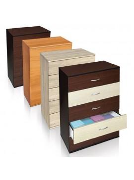 Συρταριέρα, K 5800, 80x93x43, Genomax  12814-33273
