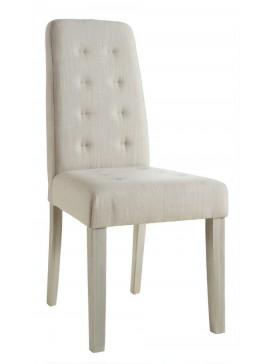 Καρέκλα Alba-Μπεζ  Kωδ 16218299 Μήκος 45.00 Βάθος 58.00 Ύψος 95.00