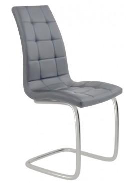 Καρέκλα Mina-Γκρι   Κωδ  16697549  Mήκος  42.00  Βάθος  57.00  Ύψος  100.00
