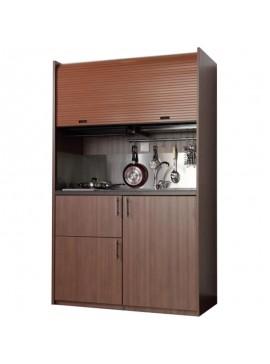 Silver Πολυκουζινάκι 125 ΚΣ125 χωρίς ψυγείο