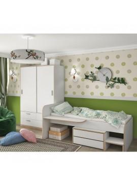 Ben Mika Παιδικό δωμάτιο 140*60*205