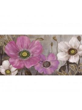 Πίνακας Λουλούδια 120x60 εκ. W-8721B